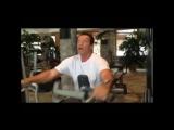 Арнольд Шварценеггер в спортзале 2013 год Бодибилдинг, мотивация, пауэрлифтинг, качалка, тренировки, трени, тренинг, накачать, к