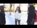 Два парня запикапили девушку и отвели в сауну где ее жестко отодрали Jessy Rose [russian, pickup, русское порно]