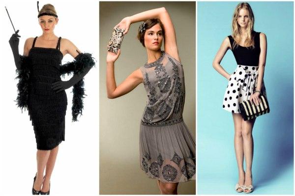 Платье в стиле гэтсби своими руками