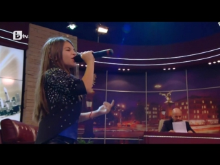 Krisia todorova - sweet child o mine (guns n roses cover) 25-09-2015