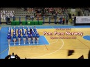 World Championship Twirling and Majorettes 2015 Pom Pons Team Norway