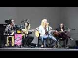 Shiraz Lane - I Believe In A Thing Called Love Live Acoustic @ Sello, Espoo 31.5.2015