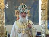 Проповедь Патриарха в день памяти св. Петра и Февронии
