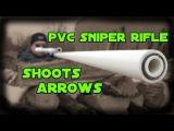 PVC Air Rifle Part 5: Shooting Arrows - Test & Demo