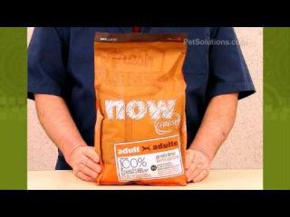 PetSolutions: Petcurean NOW Fresh Grain Free Adult Dog Food Recipe