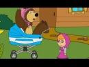Маша и Медведь (Ступид пародия)