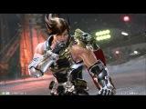 鉄拳7 高円寺キューブ 一美対戦動画 15/06/02 Tekken7 Kouenji Cube Kazumi Online match
