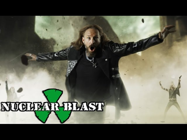 HAMMERFALL - Hector's Hymn (OFFICIAL MUSIC VIDEO)