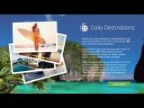MyDailyChoice-Как заработать на туризме,  имея возможность для отдыха и пополнить свой счет в банке?