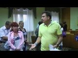 Михаил Саакашвили про Гайдар и волонтеров