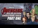 Как должны были закончиться Мстители: Эра Альтрона