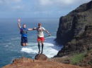 Running the Kalalau Trail in One Day on the Napali Coast - Hanakapi'ai Hanakoa Falls Ultra