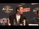Troy Baker recites Joker´s Killing Joke monologue NYCC 2013