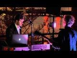 DARKSIDE (Nicolas Jaar and Dave Harrington) Boiler Room NYC