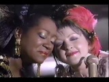 Cyndi Lauper &amp Patti Labelle Time After Time 1985