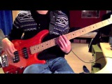 Jay-Z ft Alicia Keys - Empire State Of Mind (Bass Cover)