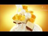 Реклама Даниссимо цитрусовый чизкейк 2015