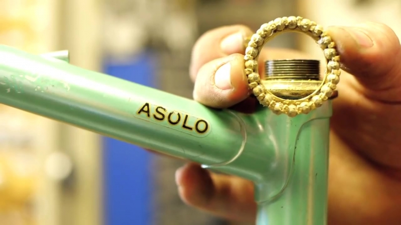 Pinarello Asolo restoration, Part 1