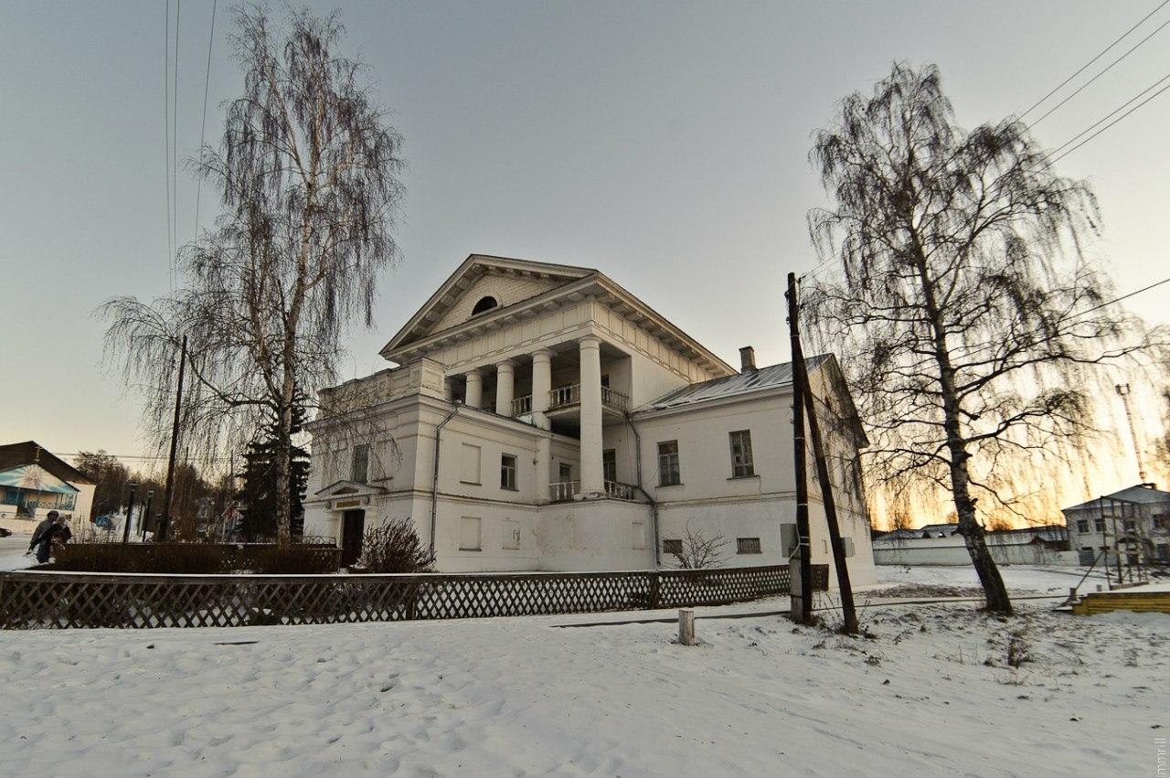 Здание Главного правления Пермским нераздельным имением Строгановых (ныне музей)