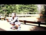 Летние Тренировки на Улице. Выпуск №1. Супер упругая попа. Эффективные упражнения для ног и ягодиц