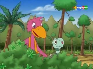 Спроси у Альберта Почему вымерли динозавры Развивающий мультфильм