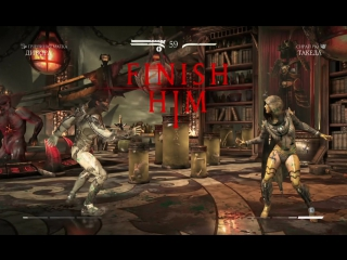 14 - loosers - +Kai+ (Takeda) vs Sick Bubblegum (D'Vorah), OP | KayJay (Cassie) vs Aizen (Shinnok, Kung Lao)