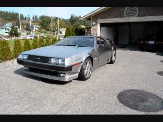 DeLorean Turbo - exhaust note/engine sound
