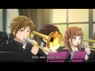 Hibike! Euphonium 03 - Sensei roasting his students