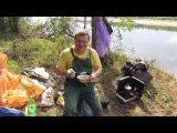 Большое летнее путешествие 2013. Рыбалка на реке Луза