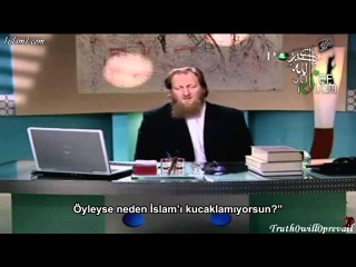 Yahudi Hahamın Şok İtirafı (Neden Yahudiler Hz  Muhammedi Kabul Etmiyorlar  )