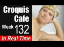 Croquis Cafe: The Artist Model Resource, Week #132