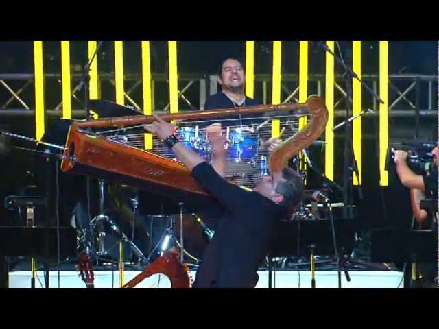 YOU'VE NEVER SEEN THIS!! REALLY??.. HARP DOING WHAT??