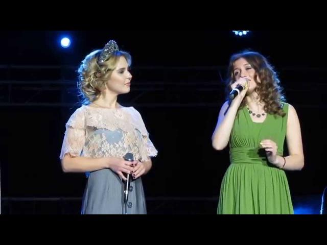 Алиса Игнатьева Пелагея Белым снегом Самара Концерт Пелагеи 29 03 2015