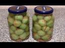 Зелёные помидоры по грузински на зиму