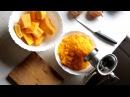 Закуска для мужчин из тыквы