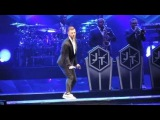 Justin Timberlake is thankful for young fan-Barclays 121414