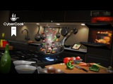 CyberCook Taster Trailer - Out Now on Samsung Gear VR