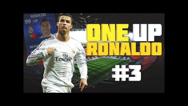 FIFA 15 PS4 | Ultimate Team | OneUp | 1UP TOTY RONALDO 3 | ОН ПРОСТО БОГ!!