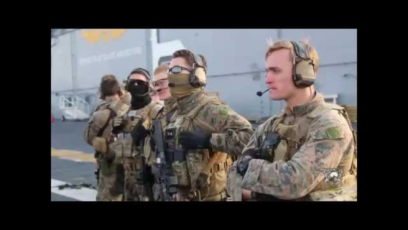 Marine Expeditionary Unit Force Recon Swift Silent Deadly