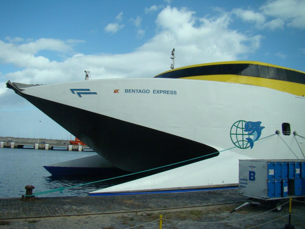 Трансатлантический морской круиз