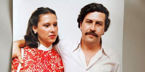 фото жены пабло эскобар