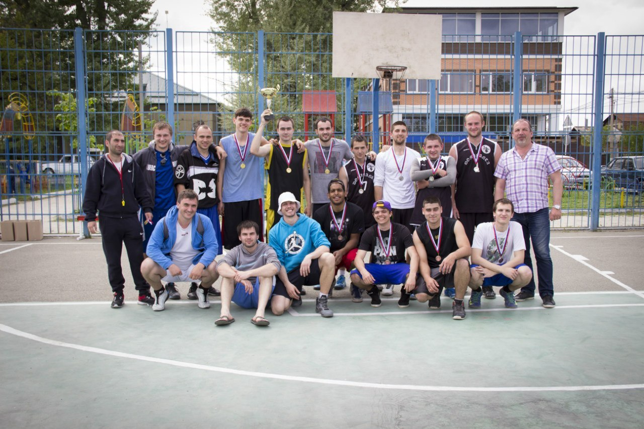 Streetball Елизаветка