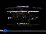 Banda XXI - Eso duele (karaoke)