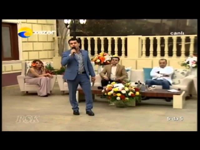 Elsever Goycayli Desteyi Qoyma Yere 5 5 07 04 2015 Xezer TV