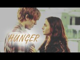 Alex & Rosie ♥ Hunger