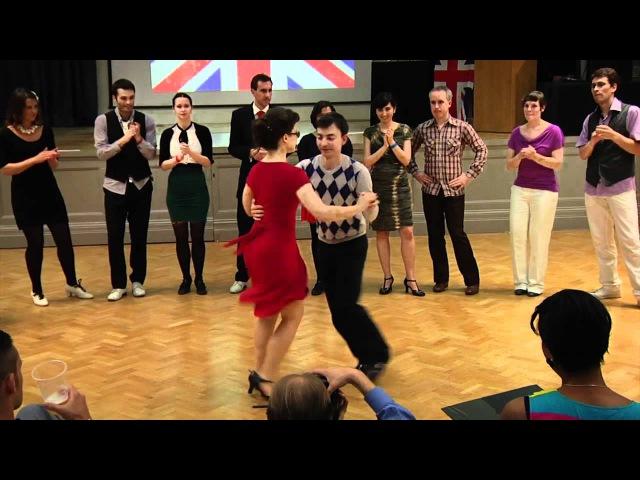 London Swing Festival 2012 - All Balboa Jam