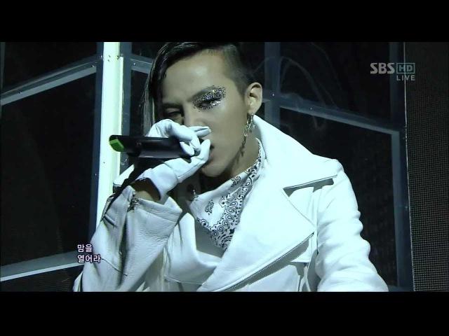 BIGBANG 0401 SBS Inkigayo FANTASTIC BABY
