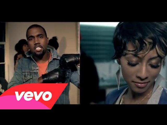 Keri Hilsonft. Kanye West, Ne-Yo - Knock You Down (Official Video)