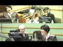 [13.10.31] Key laughing hard Cute Jjong Taemin singing MAMA (EXO) @ Sukira Kiss the Radio.