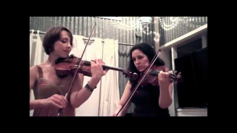 The Hot Violinist Duet On The Beach from Queen of The Damned
